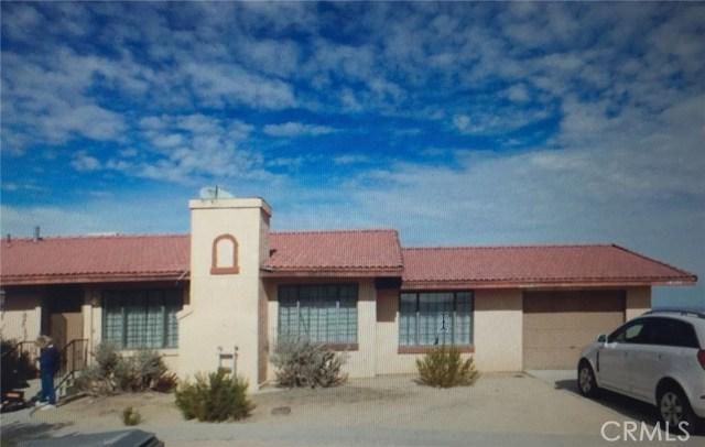 74044 Cottonwood Drive, 29 Palms, CA, 92277