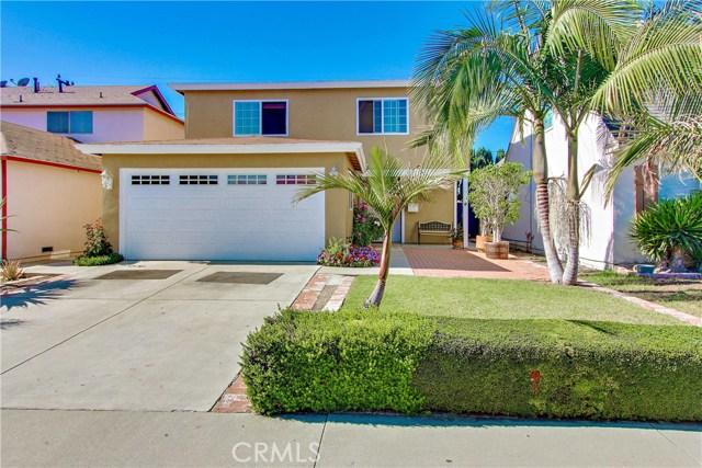 Single Family Home for Sale at 21825 Foley Avenue Carson, California 90745 United States