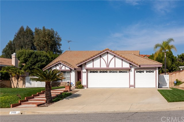 21135  Valleyview Drive, Walnut, California