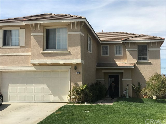 17106 La Vesu Road Fontana, CA 92337 - MLS #: EV18106063