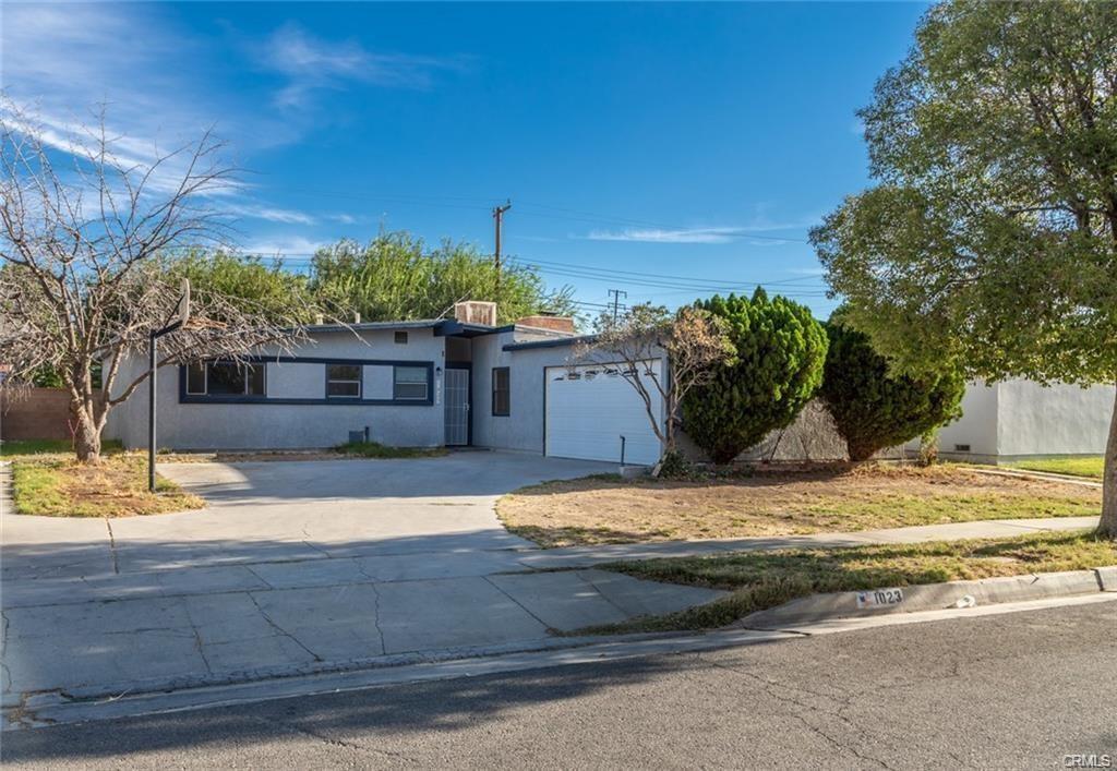 1023 Valiant Street Lancaster, CA 93534 - MLS #: IG18250262