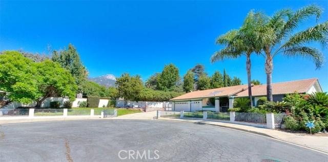 9256 Mandarin Avenue, Rancho Cucamonga, CA, 91701
