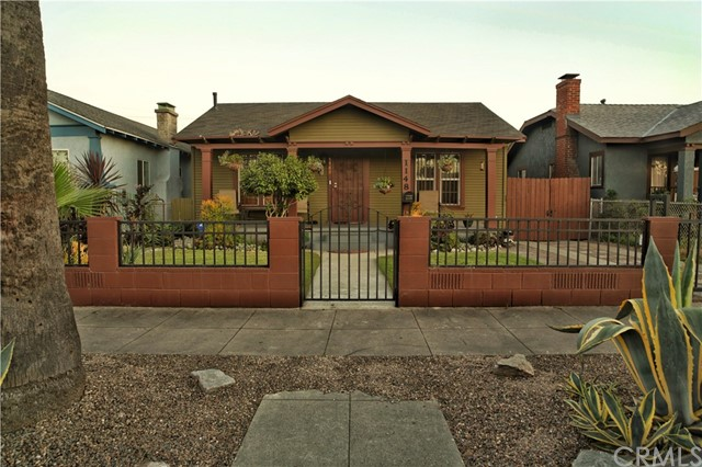 1148 W 56th Street Los Angeles, CA 90037 - MLS #: SB18131293