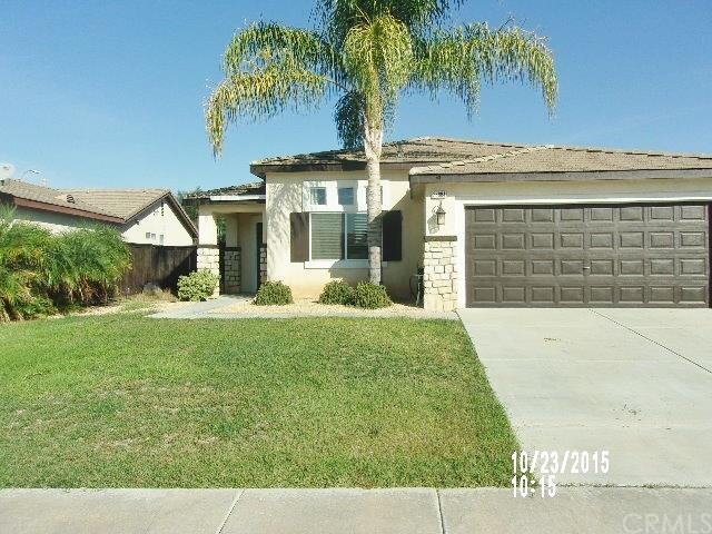 26884 Hanford Menifee, CA 92584 - MLS #: IV17139445