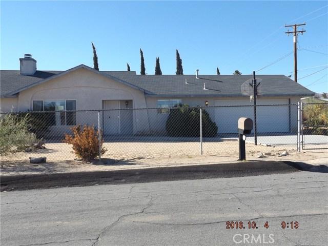 71775 Siesta Drive, 29 Palms, California 92277
