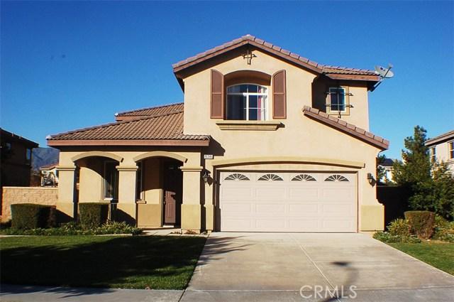 15346 KNOLLVIEW Place, Fontana, California