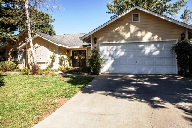 2 Noyo Court, Chico CA 95973