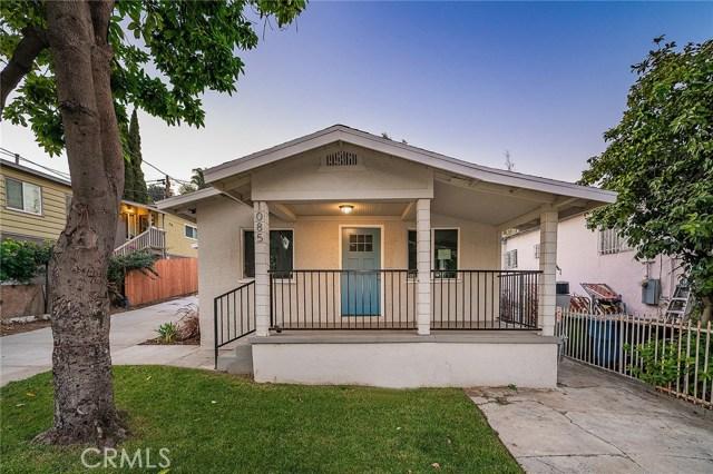 1085 N Hazard Av, East Los Angeles, CA 90063 Photo
