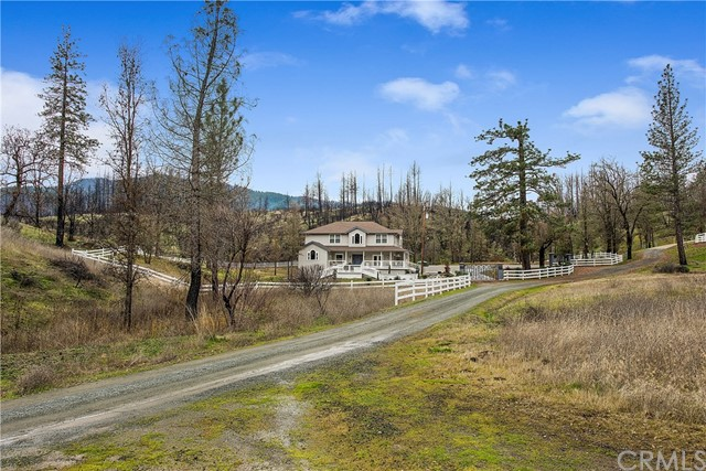 Single Family Home for Sale at 15225 Bottle Rock Road Cobb, California 95426 United States