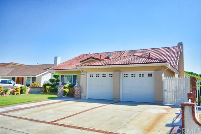 Single Family Home for Sale at 13134 Carolyn Street Cerritos, California 90703 United States