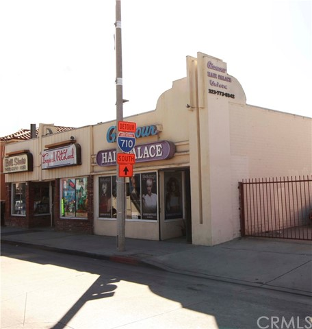 Retail for Sale at 6709 Atlantic Avenue Bell, California 90201 United States