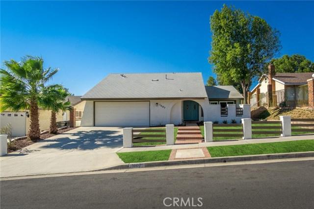 1607 Mariposa Drive, Corona, California