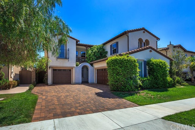 Single Family Home for Sale at 406 Hudson St Tustin, California 92782 United States