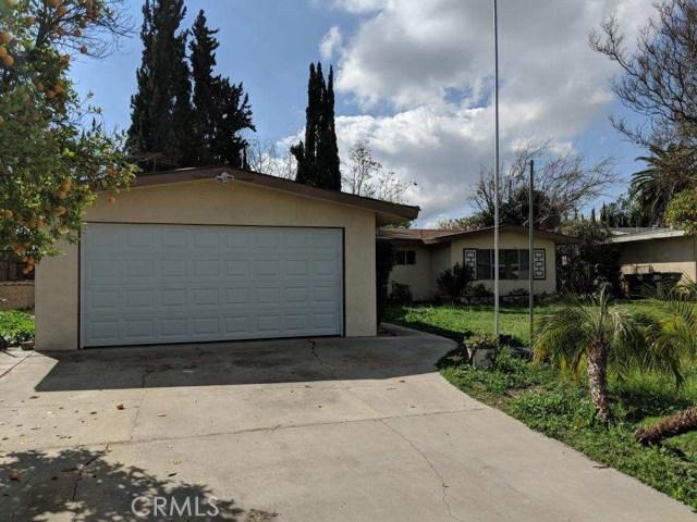 11176 Rogers Street Riverside, CA 92505 - MLS #: CV18070007