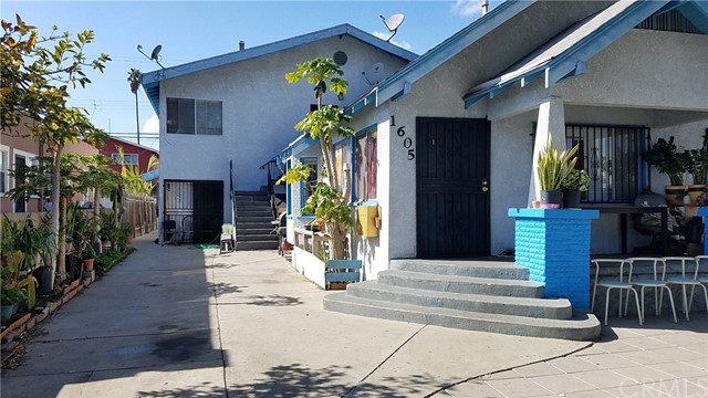 Residential Income for Sale at 1605 Rose Avenue 1605 Rose Avenue Long Beach, California 90813 United States
