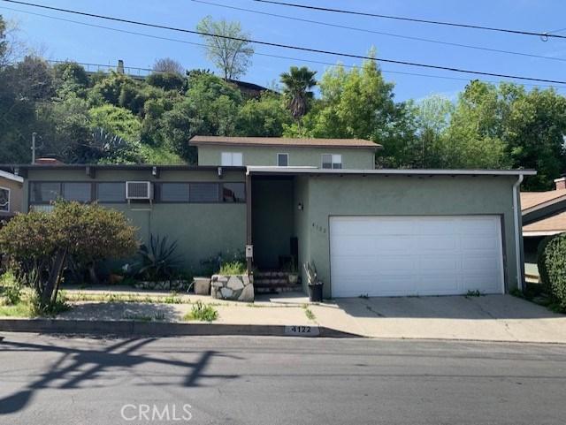 4122 Palmero Drive, Eagle Rock, California 90065, 4 Bedrooms Bedrooms, ,2 BathroomsBathrooms,Residential,For Sale,Palmero,PW19071241