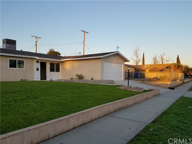, CA  is listed for sale as MLS Listing IV18030356