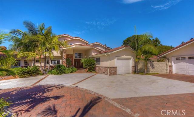 Single Family Home for Sale at 1817 Vista Lomitas Drive Fullerton, California 92831 United States