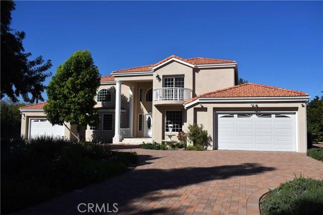 1001 Valencia Mesa Drive, Fullerton, CA, 92833