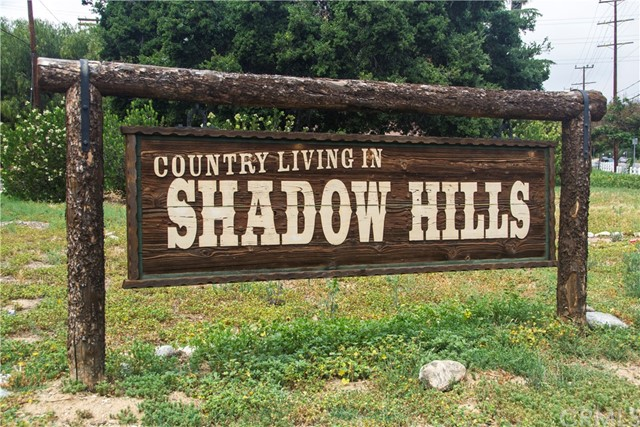 0 Mary Bell Shadow Hills, CA 91040 - MLS #: SW17128488
