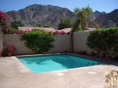 Photo of home for sale at 54605 Avenida Vallejo, La Quinta CA