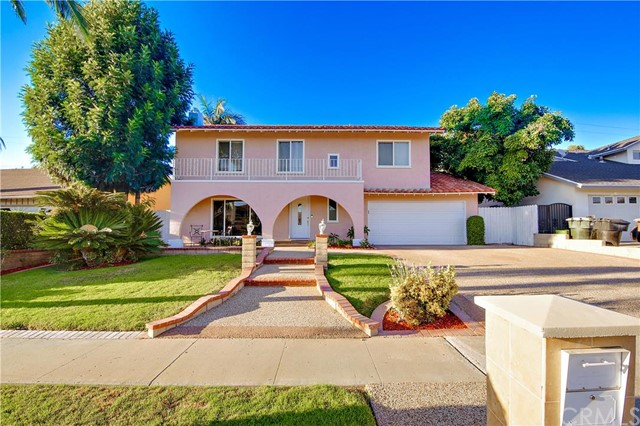 Single Family Home for Sale at 609 Candlewood Brea, California 92821 United States