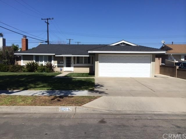 Single Family Home for Rent at 5561 Belgrave Avenue Garden Grove, California 92845 United States