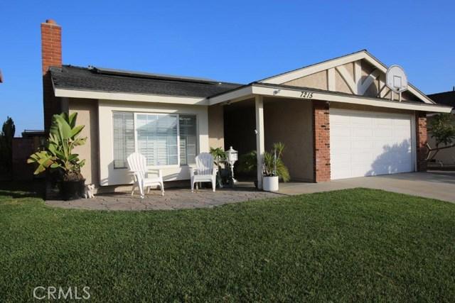 Single Family Home for Sale at 7215 Rampart Lane La Palma, California 90623 United States
