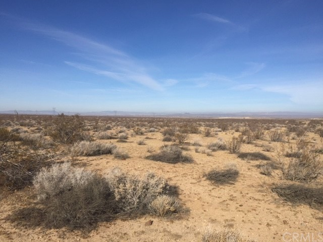 Land sale of this parcel located just North West of Kramer Heights off of the 395.