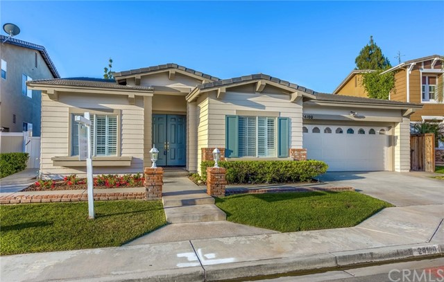 , CA  is listed for sale as MLS Listing PW18160333