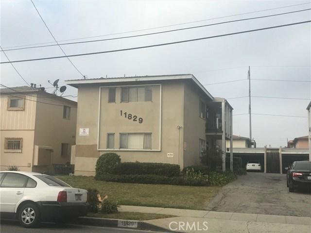11829 Truro Avenue Hawthorne, CA 90250 - MLS #: SB18004604