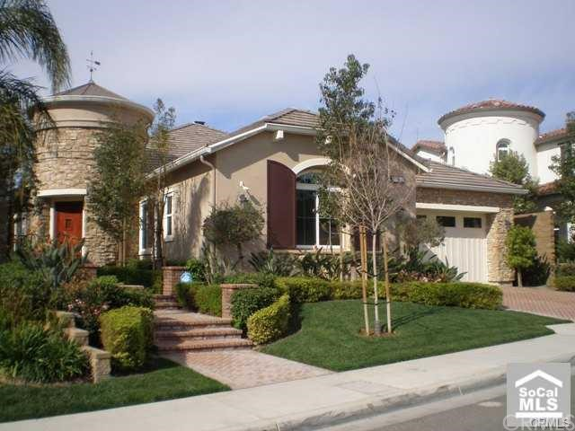 Single Family Home for Sale at 20162 Milano St Yorba Linda, California 92886 United States