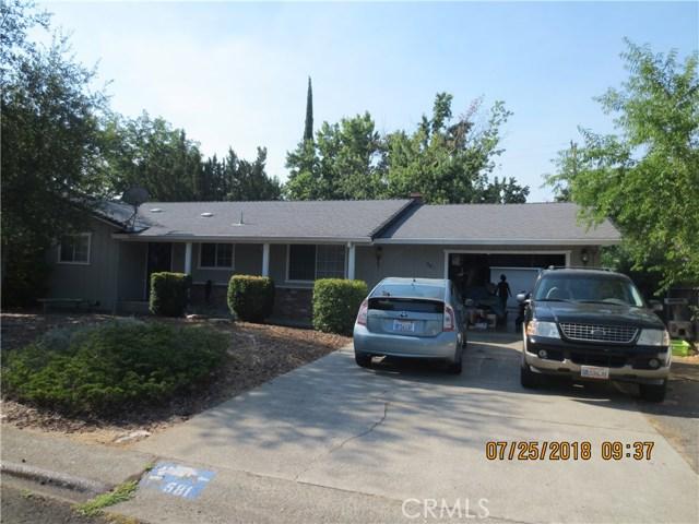 581 Terrace Drive, Redding, CA 96002
