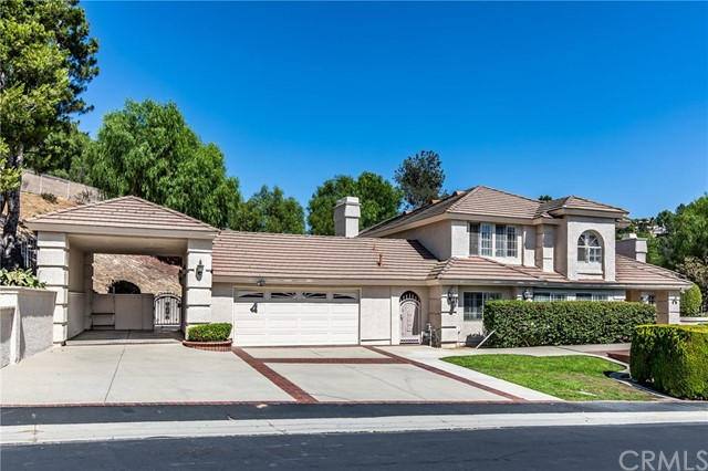 20445  Holcroft Drive, Walnut, California