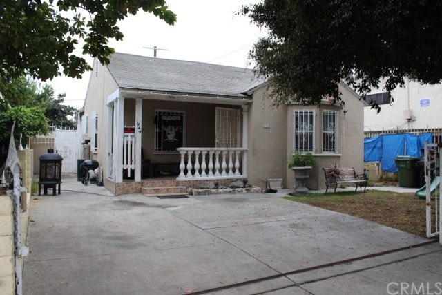 1744 65th Street Los Angeles CA 90047