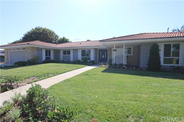 Single Family Home for Sale at 1253 Longview Drive Fullerton, California 92831 United States