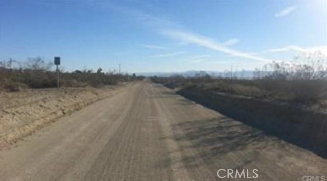 0 Shadow Mountain Road Adelanto, CA 92301 - MLS #: EV17237496