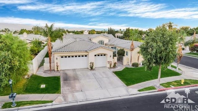 2 Thatcher Court Rancho Mirage, CA 92270 is listed for sale as MLS Listing 217034270DA
