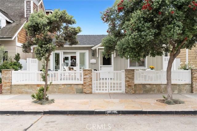 1569 Ocean Boulevard Newport Beach, CA 92661
