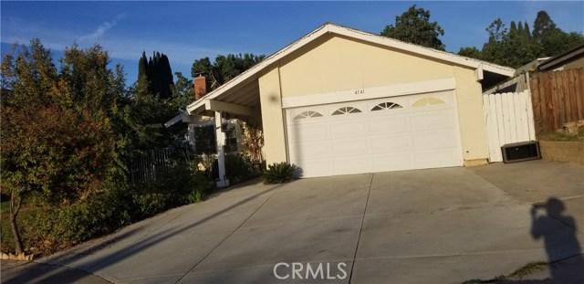 4541 Cheviot Drive  Irvine CA 92604