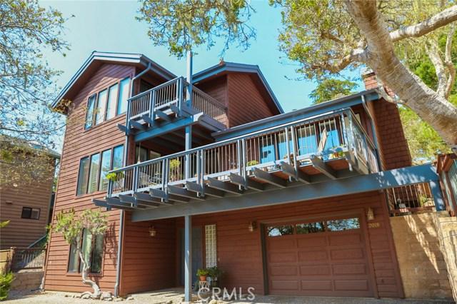 2018  Benson Avenue, Cambria in San Luis Obispo County, CA 93428 Home for Sale