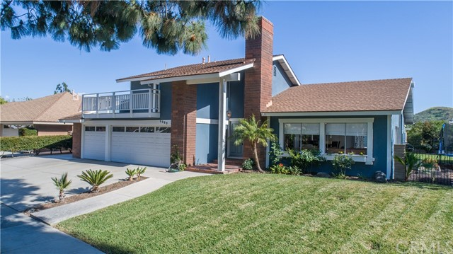 One of Gated Orange Homes for Sale at 5222 E Shoshone Avenue