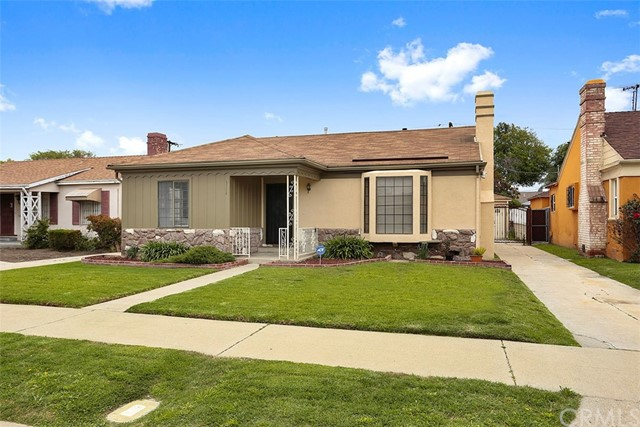Single Family Home for Sale at 3714 Norton Avenue S Los Angeles, California 90018 United States