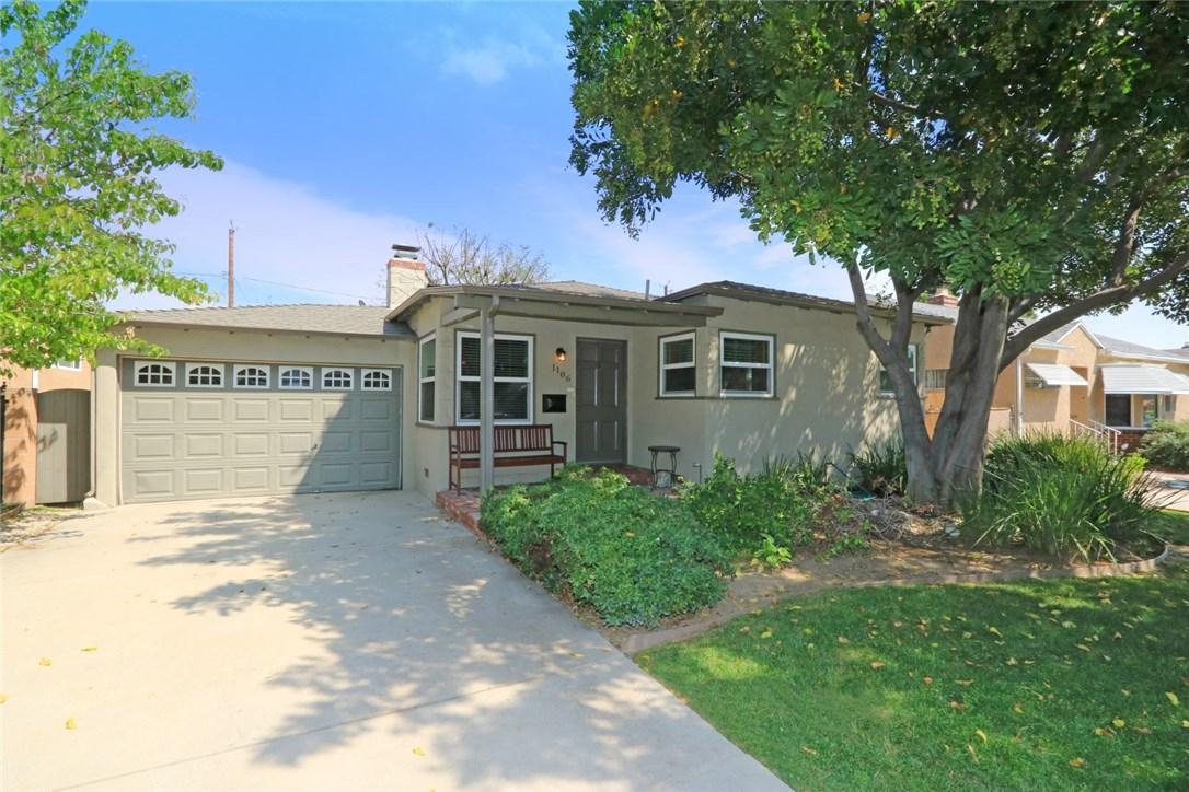 1106 N Cordova Street, Burbank, CA 91505