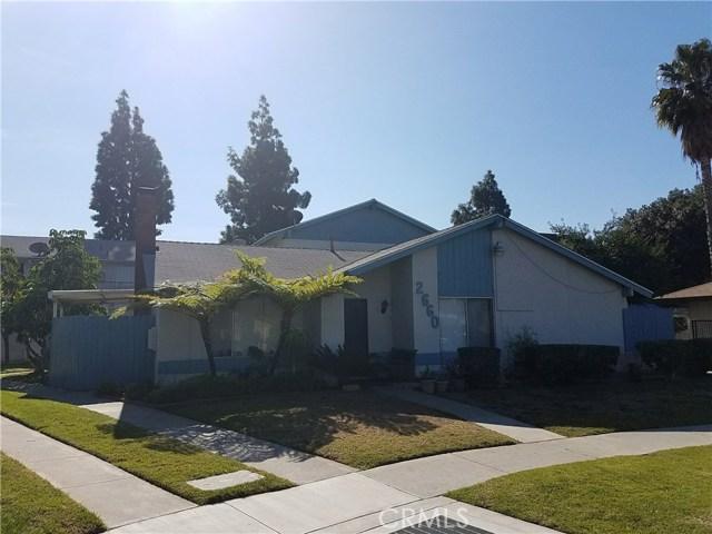 2660 Park Lane, Anaheim, CA, 92806