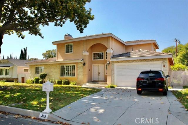 303 Wistaria Avenue, Arcadia, CA, 91006