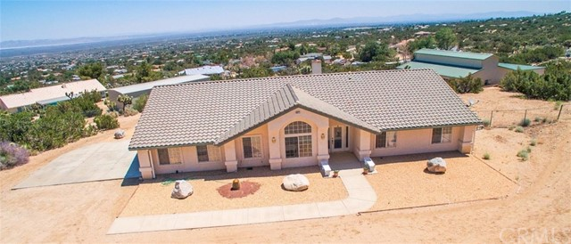 Single Family Home for Sale at 9425 Pinon Hills Road Pinon Hills, California 92372 United States