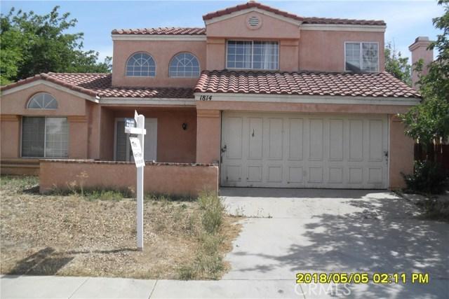 1814 Apricot Drive Palmdale, CA 93550 - MLS #: SW18128115
