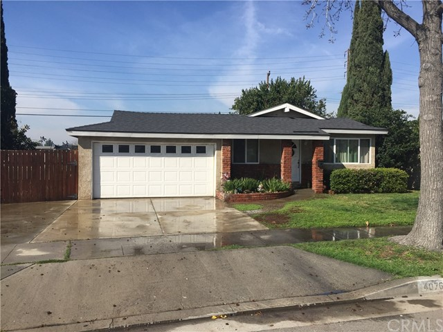 Single Family Home for Sale at 4076 Sunset Street N Orange, California 92865 United States