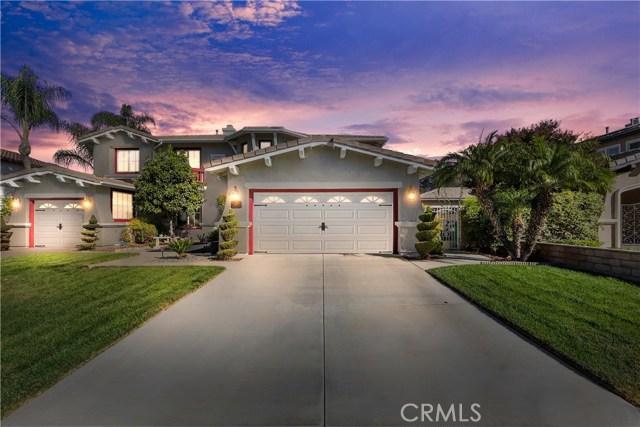 457 Grapevine Drive, Corona, California